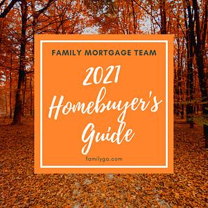 2021 Homebuyer's Guide